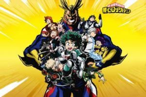 Types Of Quirks In My Hero Academia Explained