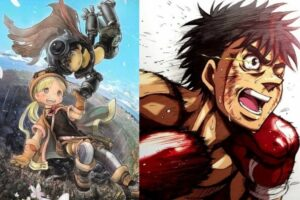 Hajime No Ippo Author Gives A Shoutout To Made In Abyss