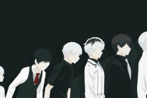 Why Did Kaneki's Hair Turn White In Tokyo Ghoul?