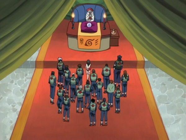 Naruto clan