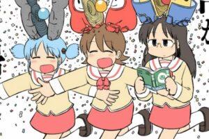 Keiichi Arawi's Nichijō Manga Resumes Serializationon On October 26